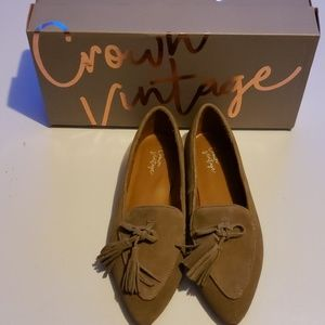 CROWN VINTAGE EDETTASA SHOES